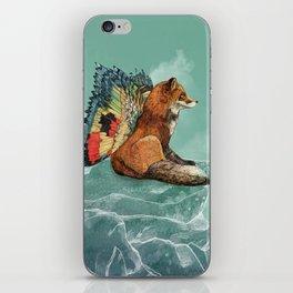 Flying Fox iPhone Skin