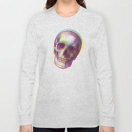 acid calavera Long Sleeve T-shirt
