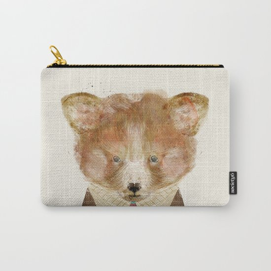 little red panda Carry-All Pouch
