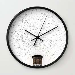 Swift Migration Wall Clock