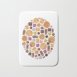 Sweets and Candy. Bath Mat