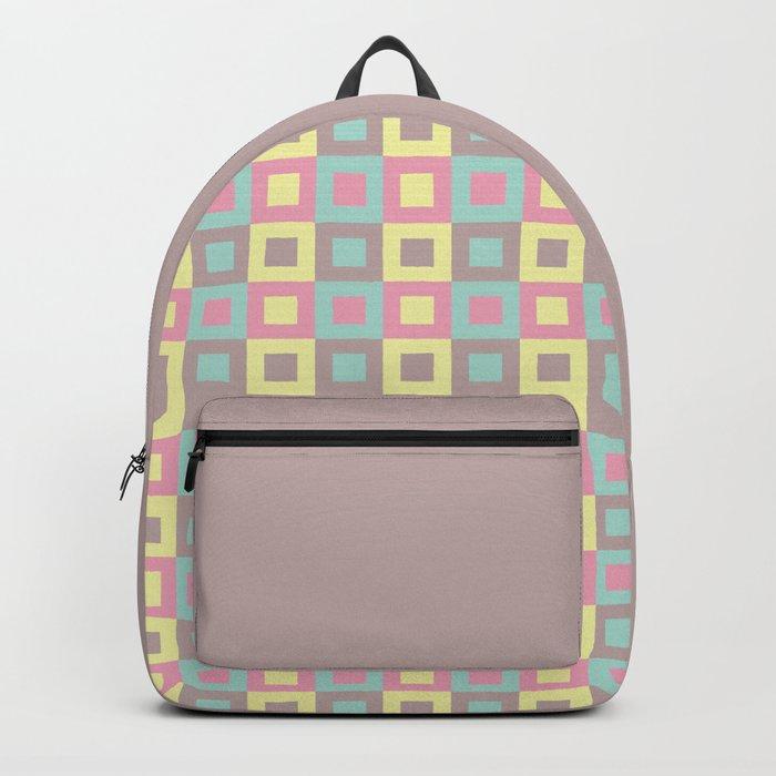 Sweet mosaic Backpack