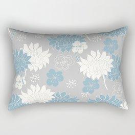Dalia and lillyblossom Rectangular Pillow