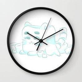 Marsh-Meow-Llow Wall Clock
