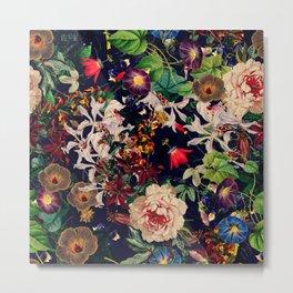 Bloom Floral Metal Print