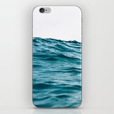 Lost My Heart To The Ocean iPhone Skin