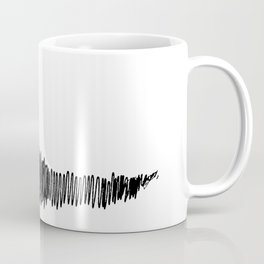 Phonetic - Singular #494 Coffee Mug