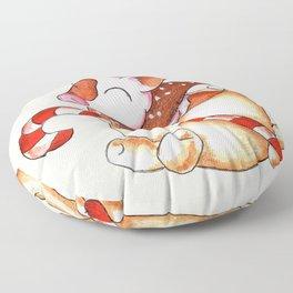 Cozy Cocoa Floor Pillow