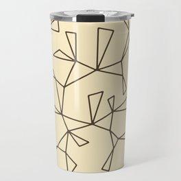 Triangles 1 Travel Mug