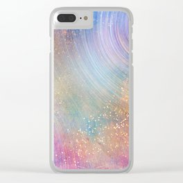 Exploring the Universe 22 Clear iPhone Case
