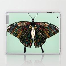 swallowtail butterfly mint Laptop & iPad Skin