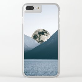 Nestled In Clear iPhone Case