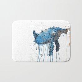 Soggy Smokes Bath Mat
