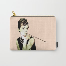 MISS GLOLIGHTLY - Breakfast at Tiffany´s - QUOTE Carry-All Pouch