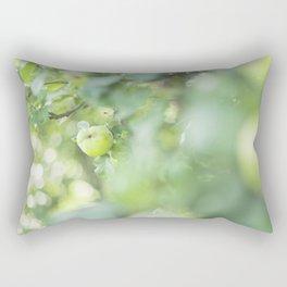 The apple tree Rectangular Pillow