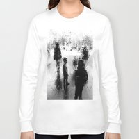 street Long Sleeve T-shirts featuring Street by Hipsterdirtbag