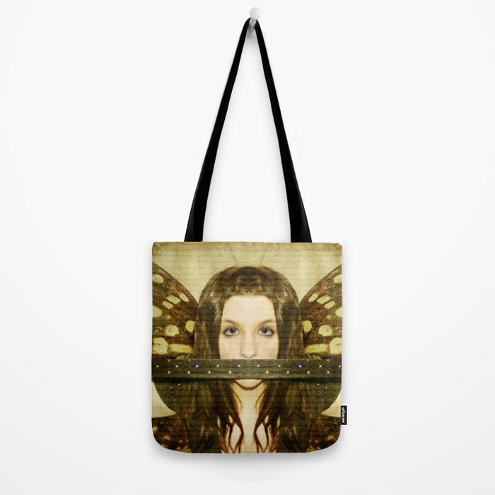 Mute witness Tote Bag