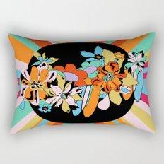 Eternally Floral Rectangular Pillow