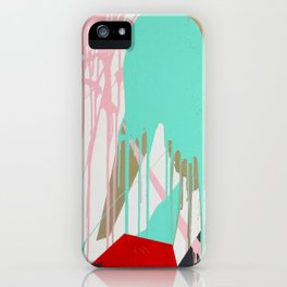 The Tiffany Blues iPhone Case