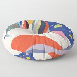 Mother & son Floor Pillow