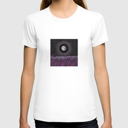 Surreal moon T-shirt