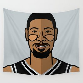 Tim Duncan Wall Tapestry
