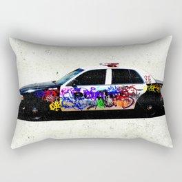 Above the Law Rectangular Pillow