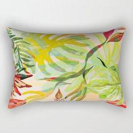 Tropicalis animalis Rectangular Pillow