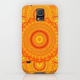 omulyána dancing gallery mandala iPhone Case