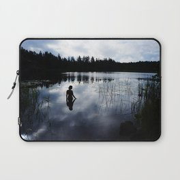 Reflecting Beauty Laptop Sleeve