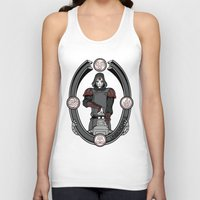 bender Tank Tops featuring The Last Bender by SBTee's