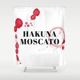 wine bar no. 6 Shower Curtain