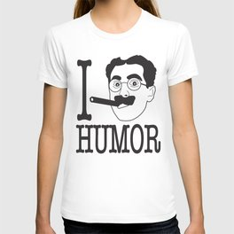 I __ Humor T-shirt