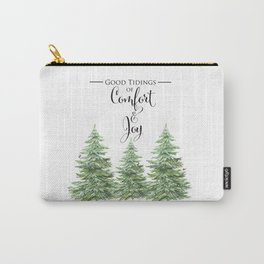 Comfort and Joy Carry-All Pouch