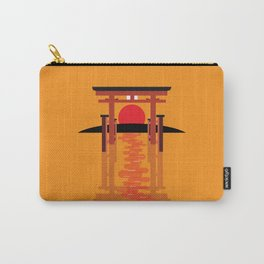Tori Gate Carry-All Pouch