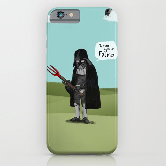 I am your Farmer iPhone & iPod Case