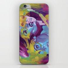 Hannah's beauty  iPhone & iPod Skin