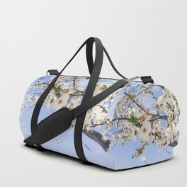 Birth Of Spring Duffle Bag