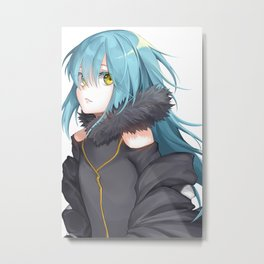 That Time I Got Reincarnated as a Slime Metal Print