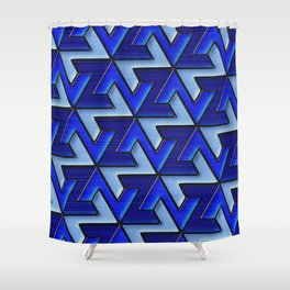 Geometrix 110 Shower Curtain