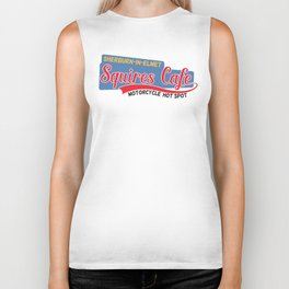 Squires Motorcycle Cafe Biker Tank