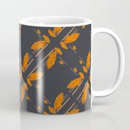 Orange chamomiles Coffee Mug