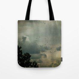Flying Higher Tote Bag