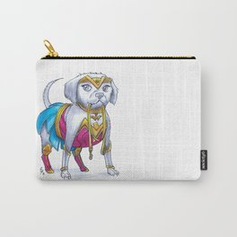 #DogDays18 Amazon Princess Carry-All Pouch
