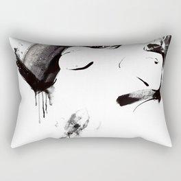 Nude Beauty #3 Rectangular Pillow