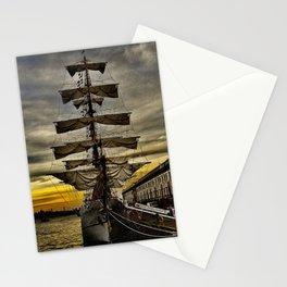 Tall Ship BAE Guayas Stationery Cards