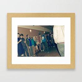 1971 Framed Art Print