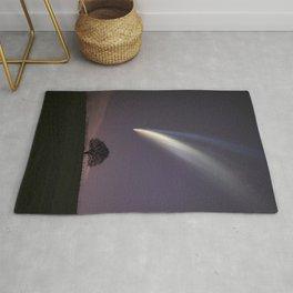 Comet 'Neowise' Rug