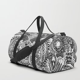 Doodle Duffle Bag