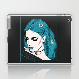 HALSEY. Laptop & iPad Skin